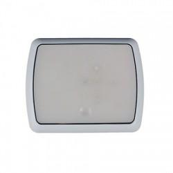 PLAFON RECTANGULAR 63 LEDS