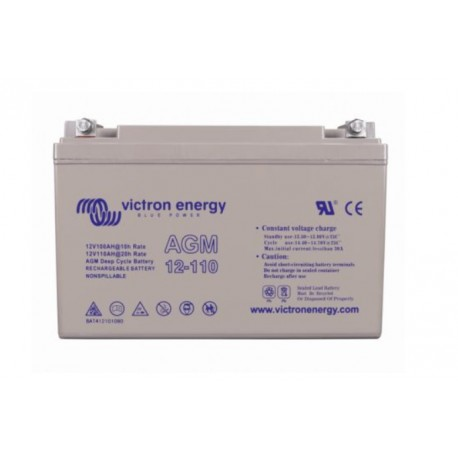 BATERIA AGM 110Ah VICTRON ENERGY